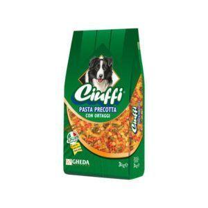 Testenine za pse z zelenjavo