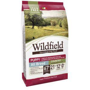 Hrana za pasje mladiče Wildfield