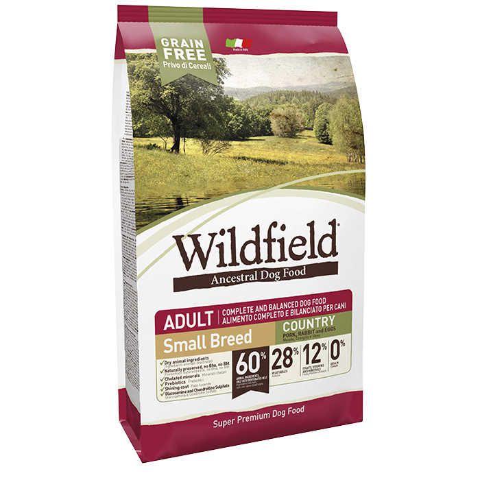 Hrana za pse Wildfield