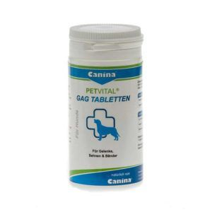 GAG tablete za pse