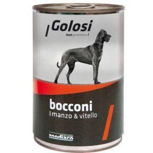 Mokra hrana za pse v pločevinki