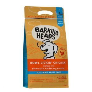 Suha hrana za pse Barking Heads
