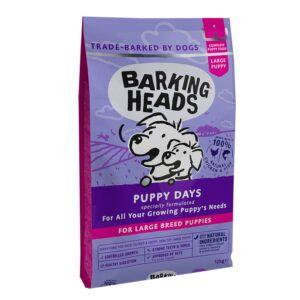 Hrana za mladiče Barking Heads