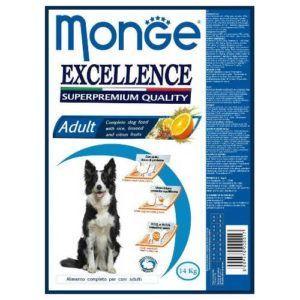 Briketirana pasja hrana Monge Dog
