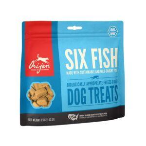 Priboljšek za pse z ribo