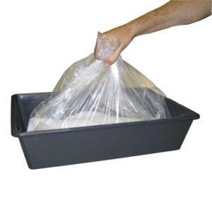 Vrečke za mačji posip