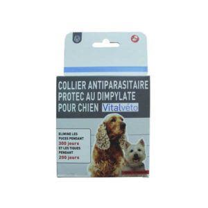 Antiparazitna ovratnica za male in srednje pse Vitalveto