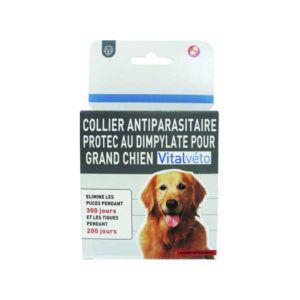 Antiparazitna ovratnica za velike pse Vitalveto