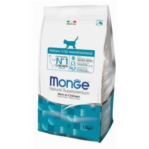 Hrana za mačje mladičke Monge