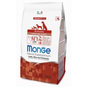 Hrana za pasje mladičke Monge