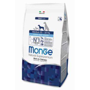 Hrana za pasje mladiče Monge