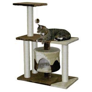 Mačji praskalnik s stebri
