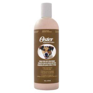 Šampon za pse s pomarančo