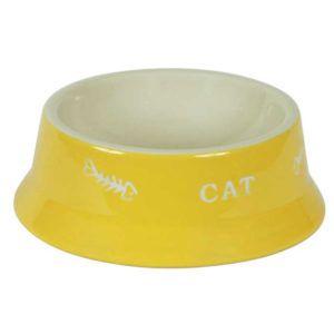 Keramična posoda za mačke