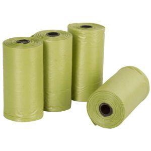 Biorazgradljive vrečke za iztrebke