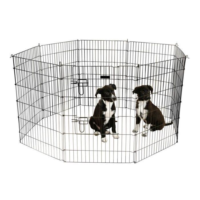 Ograda za pasje mladiče