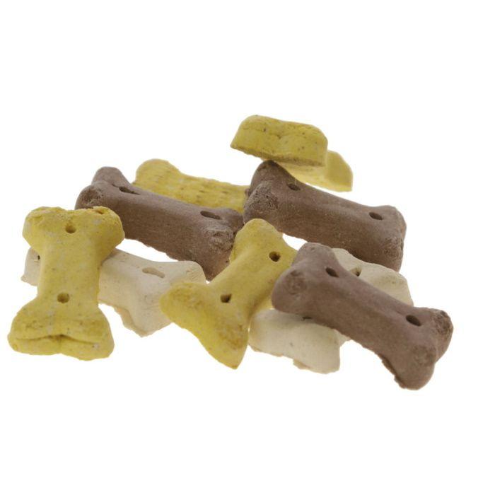 Pasji piškoti v obliki kosti