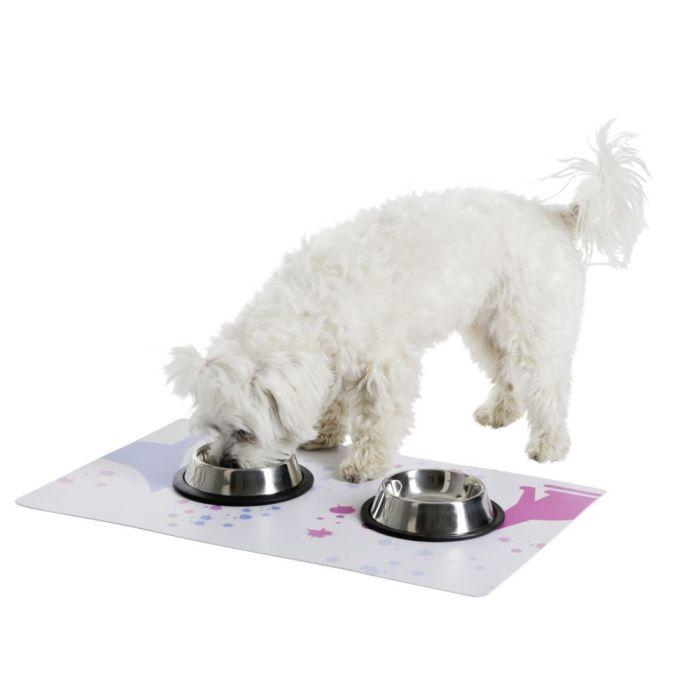 Plastična podloga za pasje posode