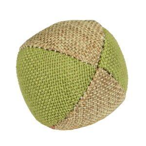Lanena žoga za muce