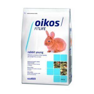 Hrana za mlade zajčke