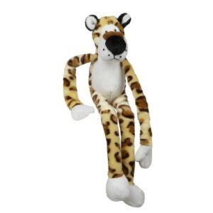 Plišast leopard za pse