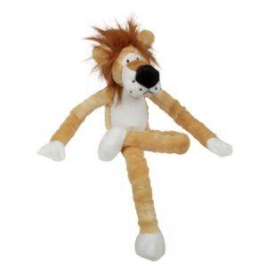 Plišast lev za pse