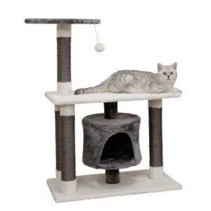 Mačji praskalnik z votlino in ležiščem
