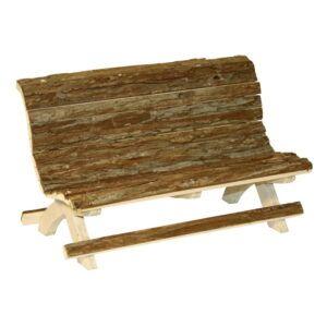 Lesena klopica za glodavce