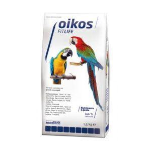 Hrana za velike papige