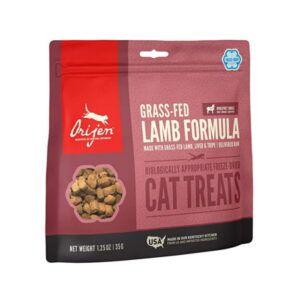 Priboljšek za mačke z jagnjetino