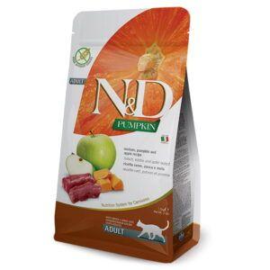 N&D Pumpkin Cat Adult Venison & Apple