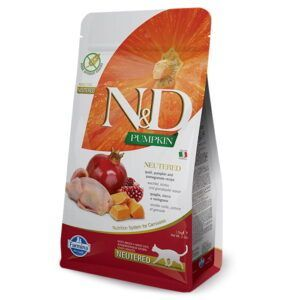 N&D Pumpkin Cat Neutered