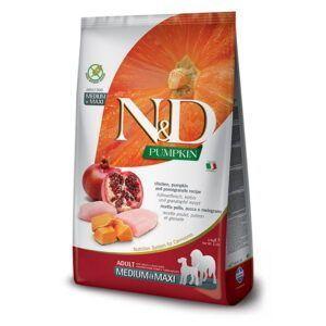 N&D Pumpkin Dog Adult Medium & Maxi