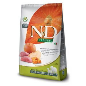 N&D Pumpkin Adult Medium & Maxi Boar & Apple