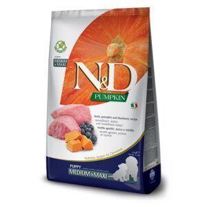 N&D Pumpkin Puppy Medium & Maxi