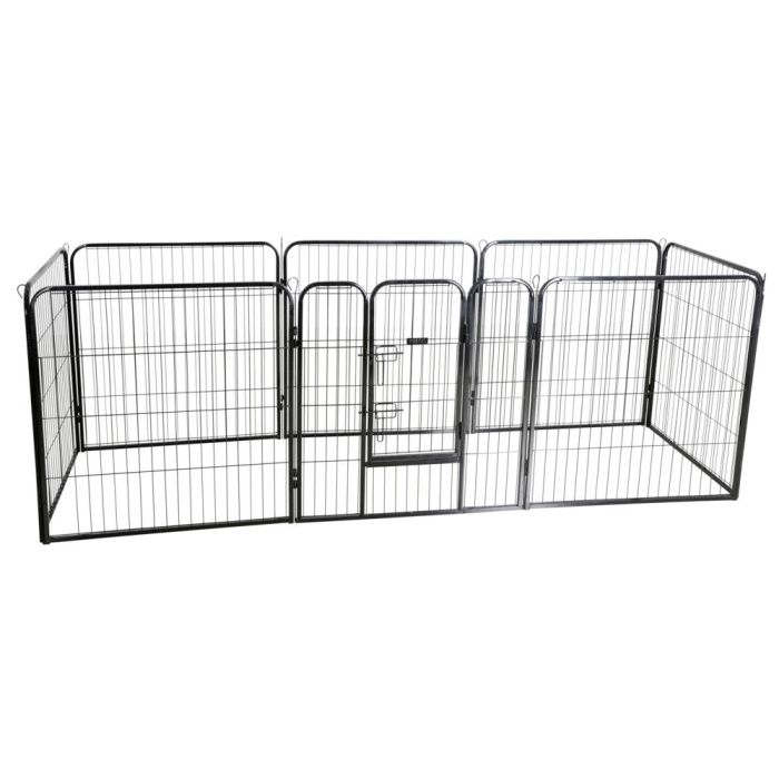 Kovinska ograja za pasje mladiče