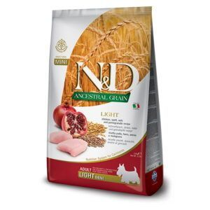 N&D Ancestral Grain Light