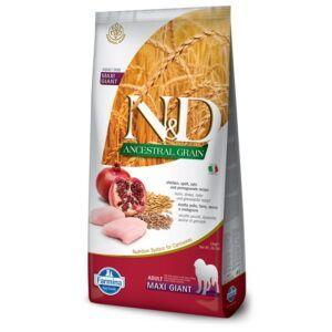 Hrana za zelo velike pse N&D Ancestral Grain