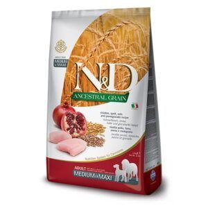 N&D Ancestral Grain Medium & Maxi Chicken