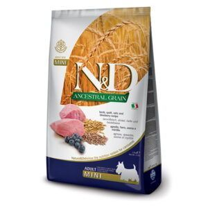 N&D Ancestral Grain Mini Lamb & Blueberry