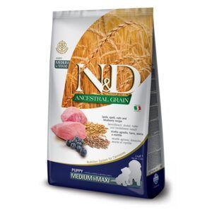 N&D Ancestral Grain Puppy Medium & Maxi Lamb