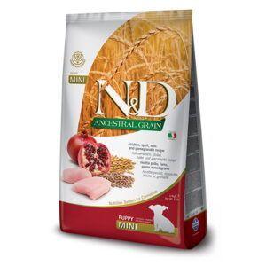 Hrana za mladičke N&D Ancestral Grain Puppy Mini