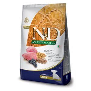 N&D Ancestral Grain Puppy Mini Lamb