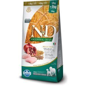 N&D Ancestral Grain Selection