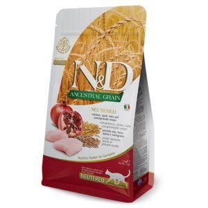 N&D Ancestral Grain Neutered
