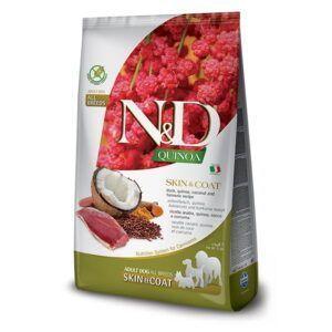 N&D Quinoa Skin&Coat Duck