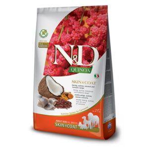 N&D Quinoa Skin& Coat Herring
