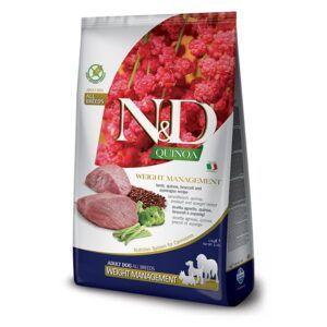 N&D Quinoa Weight Management Dog