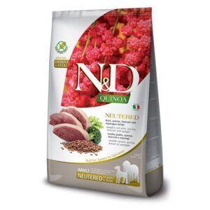 N&D Quinoa Neutered Dog