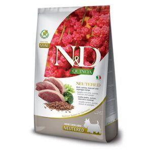 N&D Quinoa Neutered Dog Mini